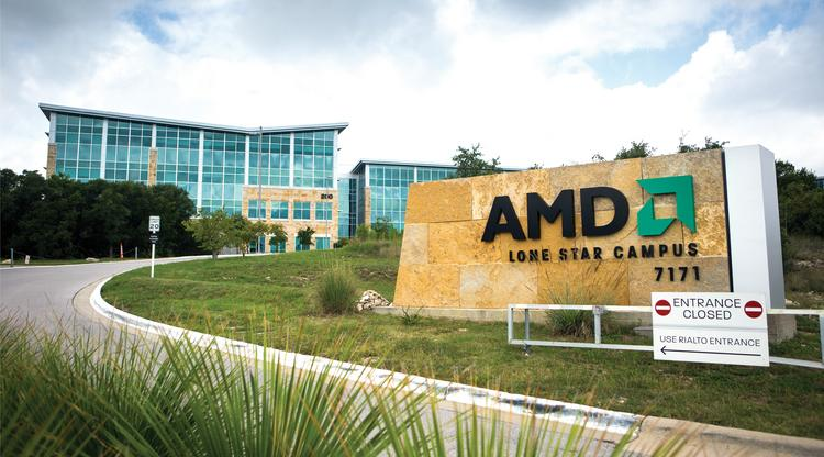 AMD's South Austin campus was sold to Spear Street Capital recently. It's the crown jewel of Spear's local portfolio now that it has gone multi-tenant.