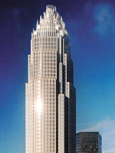Bank of America (NYSE:BAC) is based in Charlotte.