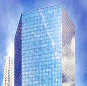 Bank of America Plaza, 101 S. Tryon St. Leasable square feet: 891,136 Leasing agency: Trinity Partners Floors: 40