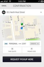 Uber smartphone app goes live in Columbus today