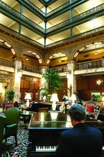 Will history add to price of Brown Palace?