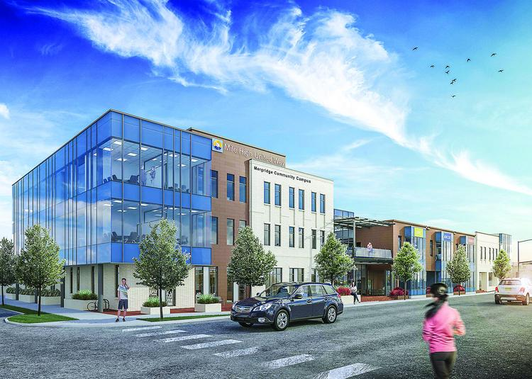 Mile High United Way's new $22 million headquarters will be at 711 Park Avenue West.
