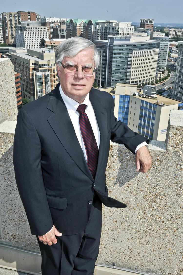 Terry Holzheimer, who has led Arlington County's economic development efforts for nearly a decade, died Saturday, the county announced.