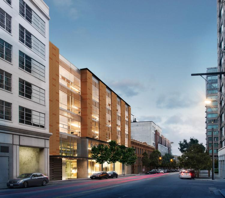 The proposed 270 Brannan St.