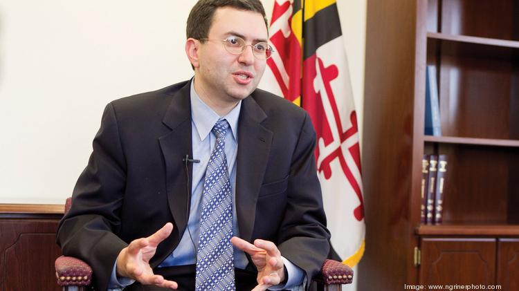 """Joshua Sharfstein, secretary of Maryland's health department, says """"you've got to pick the risks you think are manageable"""" when it comes to the state's exchange."""