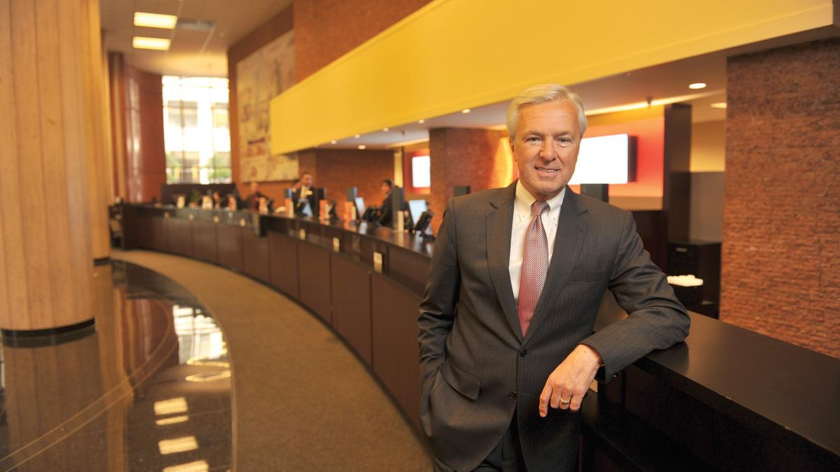 wells fargo ceo john stumpf discusses his childhood in poverty wells fargo ceo john stumpf discusses his childhood in poverty san francisco business times