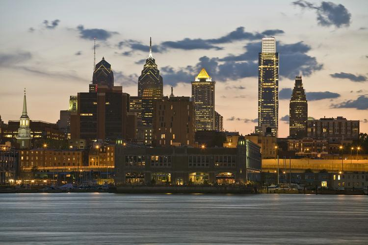 A group of 77 Sacramento-area leaders recently visited Philadelphia on a study mission.