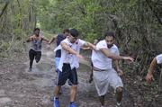 Registration to be a zombie runner at Zombie Charge is $36