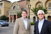 Steve Guinn and Michael Lightman Sr. overcame a 99-year ground lease, overflow parking deals and multiple owners to secure property for the Paradiso movie theater.