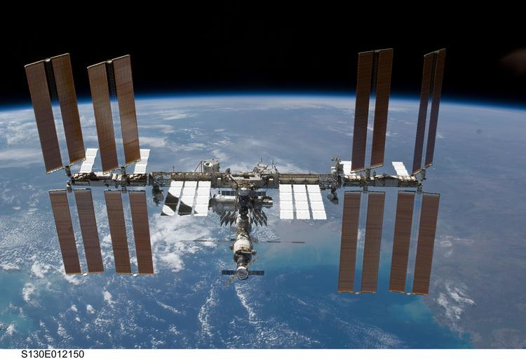 NASA will continue maintaining the International Space Station during the government shutdown, but most Johnson Space Center employees will be furloughed.