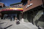 Clarks Shoes is expected to open Oct. 4