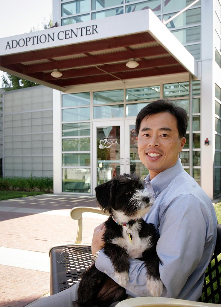 Mike Oei, chief financial officer of the Sacramento Society for the Prevention of Cruelty to Animals, has been working with brokers for two years to determine the effects of health care reform on his company.