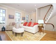 Views of 52 Revere St. on Beacon Hill.