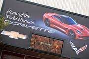 The General Motors Bowling Green Corvette Assembly paid out $53 million in wages in 2012.