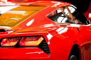 The 2014 Corvette Stingray coupe goes on sale in the third quarter of 2013.