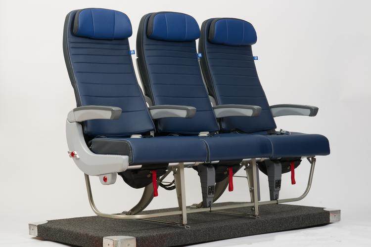 United Airlines is introducing a new signature seat design.