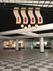 Environmental Holdings Group will award the shopping center's funky food court sign to the best Eastland Mall memory submission.