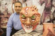 This year, the company hired 650 temporary workers to help with the Halloween rush.