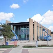 Texas Biomedical Research Institute is nearing completion on a new 70,000-square-foot research facility.