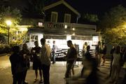 Tortilla Street Food was one of several food trucks on site.