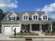 658 Bennett Mountain Trace, Chapel Hill  Price: $569,900  Community: Briar Chapel  Builder: Homes by Dickerson  Size: 3,760 square feet with 4 bedrooms and 4 bathrooms  Features: Gourmet kitchen with island, mud room, laundry room and tankless water heater