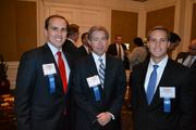 From BB&T Capital Markets|Windsor Group, Ellis Chaplin, from left, Lee Priest, and Alex Sevilla.
