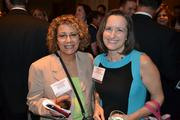 Beverly Fox, left, from WTOP Radio, with Laurie Erdman from The Ignite Well Being Institute.