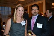 Emily Hallenbeck from PNC Commercial Banking and Ashish Khosla, from PNC Bank.