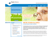No. 2: Fusion Alliance Number of web designers: 46