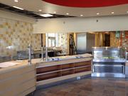 The new franchisees of the Krispy Kreme near The Mall at Millenia are completing a full interior renovation project.