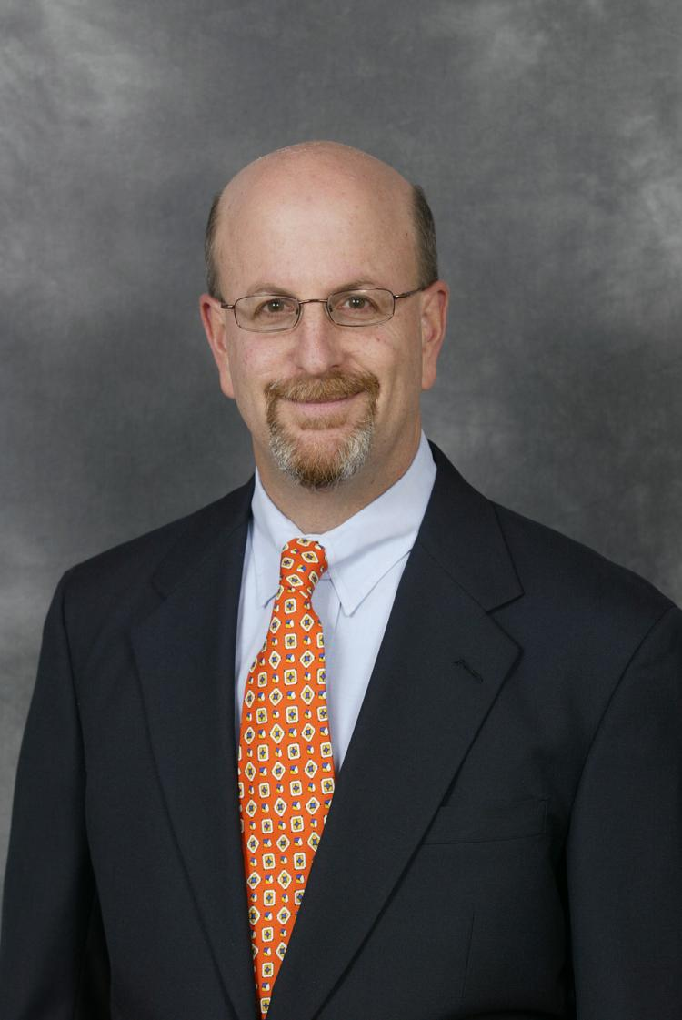 Paul Goldstein, vice president of finance, treasury and accounting for Orlando Health