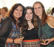 "CBJ Seen: Pictured here at the ""Peachy the Magazine"" launch party are Molly Bunta (left) Lily Bunta and Blair Farris, publisher and editor-in-chief of the magazine.Want to see your events featured? Send photos and caption info in an email to aangel@bizjournals.com with ""CBJ Seen"" in the subject line."