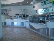 This is a look at the Krispy Kreme store near The Mall at Millenia prior to the October 2012 fire.