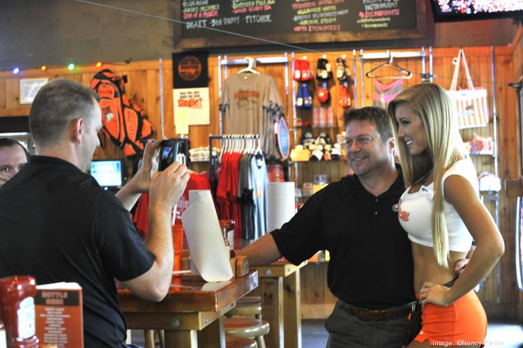 THe International Drive Hooters location will boast a new look the company says will better appeal to families.