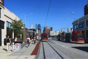The city expects its streetcar order to take at least 18 months before CAF delivers the first vehicle.