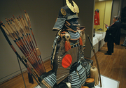 The primary weapon of the Samurai was the bow and arrow. The sword was generally used as a last resort.