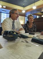 Husted: <strong>Bill</strong> <strong>Mosher</strong>, Molly Broeren and their passion for downtown Denver (slideshow)