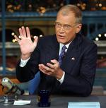 Letterman signs on for one more year at helm of 'The Late Show'