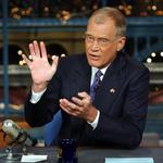 Letterman sets end date for 'Late Show', but CBS may have a gap to fill before <strong>Colbert</strong>
