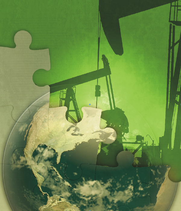 Shale can be developed in many parts of the world. In some places, companies that act quickly can be first in line for production.