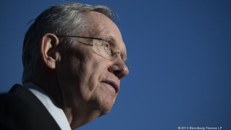 Senate Majority Leader Harry Reid, a Democrat from Nevada, recently compared Republicans to greased pigs.