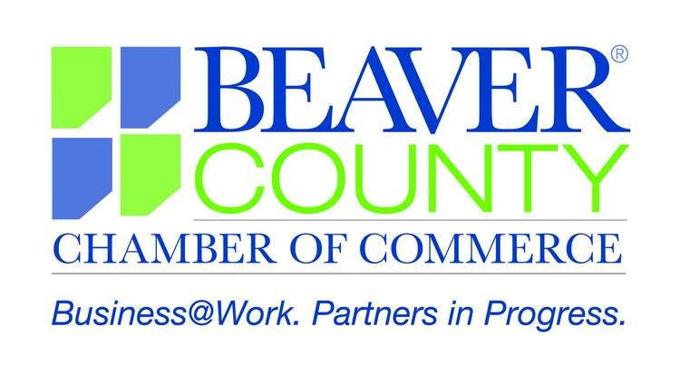 The new logo and tagline of the Beaver County Chamber of Commerce.