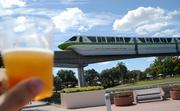 Cheers monorail! It was at this point that I discovered it's not necessary to toast everything that comes your way.