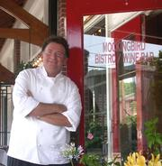 Runner up: Mockingbird Bistro  Pictured is John Sheely, owner and head chef.