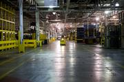 The Louisville Assembly Plant has more than 3 million square feet for production.