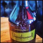 Don't leave without a growler-- and look for Beachwood bottles in a store near you -- they've just begun bottling and stocking local stores