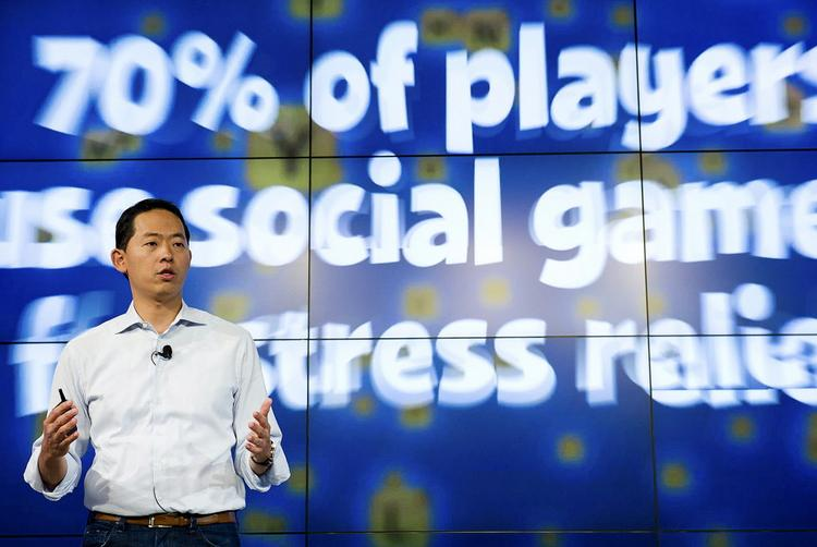 Former Zynga COO David Ko left the company after he was passed over for the CEO spot, but he's not bitter. Ko said he's enjoying the extra time his hiatus gives him to work with startups, including one he says is poised for a big piece of the $20B health app industry.