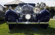 Alan Kember owns this 1939 Bentley. It was one of the vehicles featured at the Niello Concours at Serrano in El Dorado Hills.