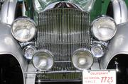 Aaron and Valerie Weiss own this 1933 Packard convertible seen at the Niello Concours at Serrano in El Dorado Hills.