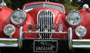 Charlie Manchester owns this 1956 Jaguar. It was one of the vehicles featured at the Niello Concours at Serrano in El Dorado Hills.